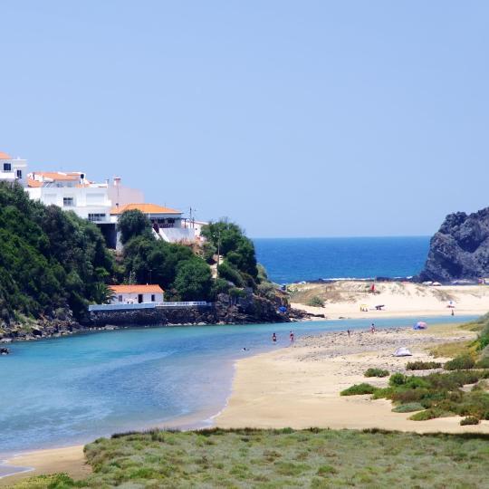 Playas de la Costa de Alentejo