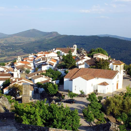 Marvão y el barrio judío de Castelo de Vide