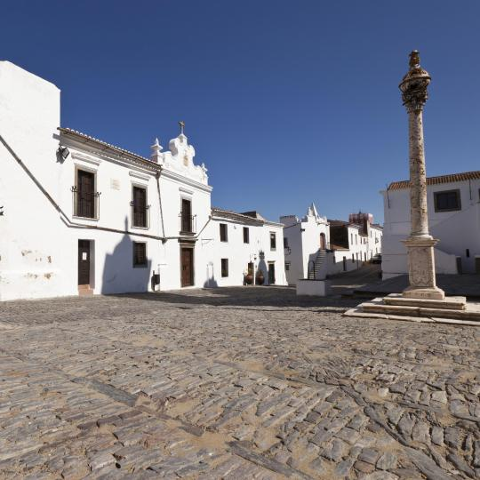 Ciudad medieval de Monsaraz
