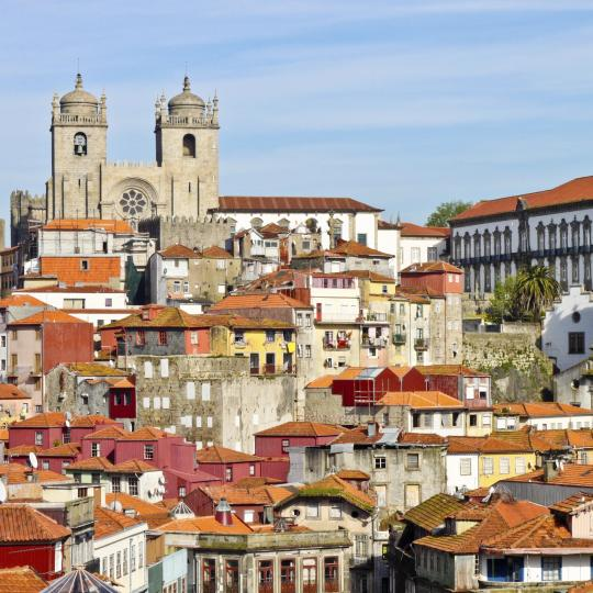 Porto historic centre