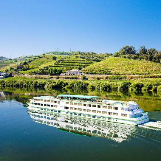 Touring the Douro River