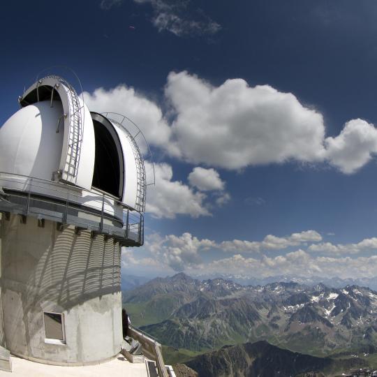 Pic du Midi mountain