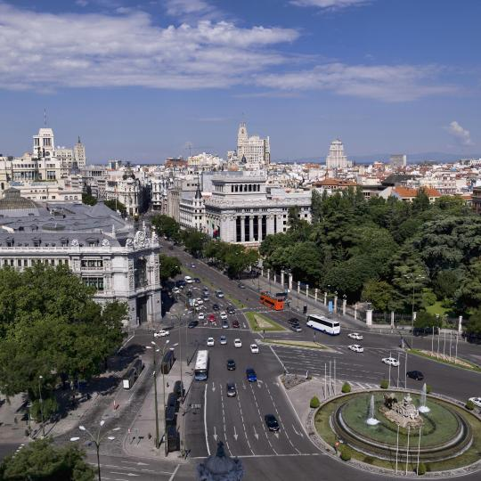 Madrid's Golden Triangle of Art