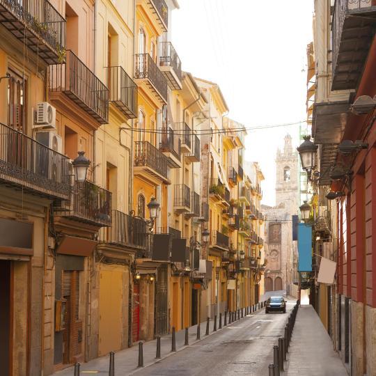 Barrio del Carmen de Valencia