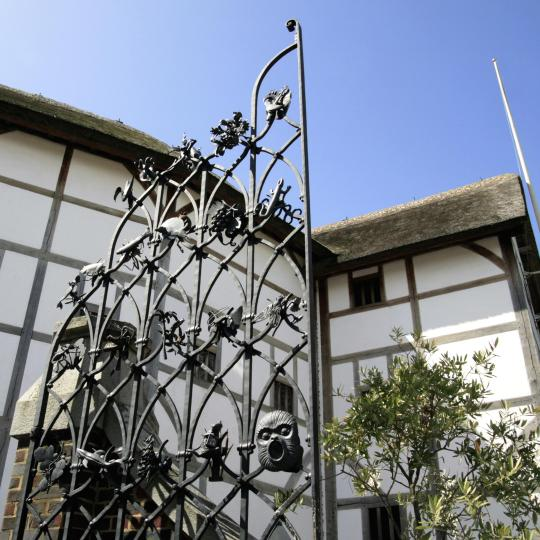 Shakespeare at The Globe Theatre