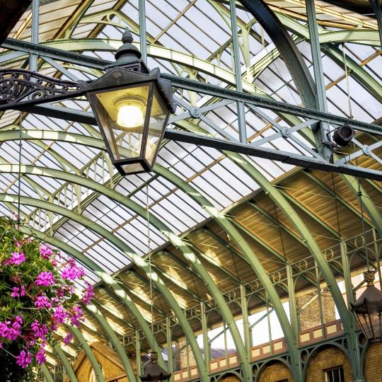 Vibrant Covent Garden