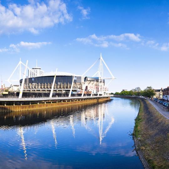 Rugby at the Millennium Stadium, Cardiff