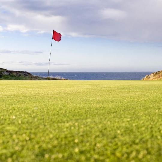 World-class golfing
