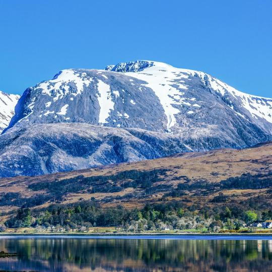 Trek up Ben Nevis and through the Great Glen