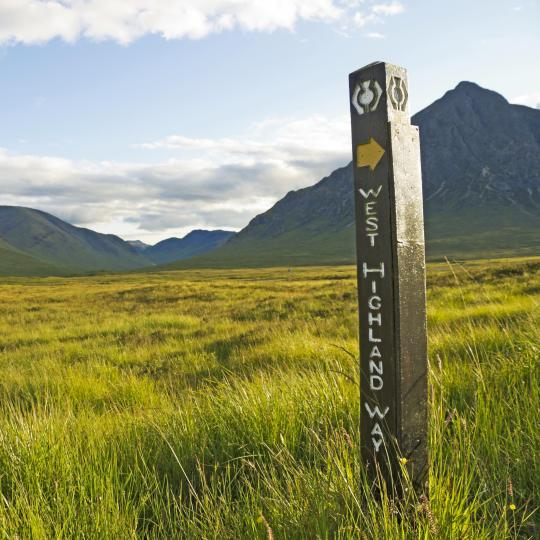 Walk the West Highland Way