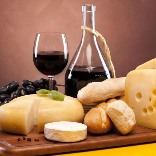Torrette wine