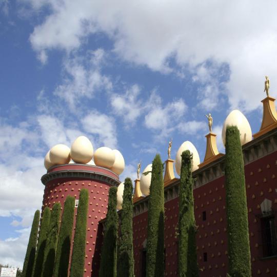 Salvador Dalí's genius and Cadaques' natural beauty
