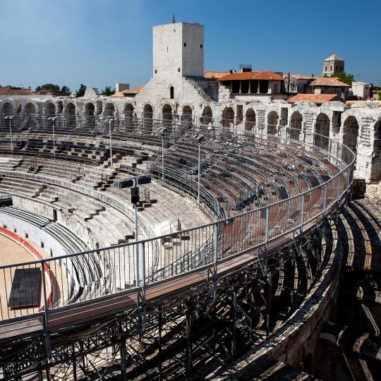 The Arles Amphitheatre