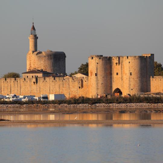 City Walls of Aigues Mortes