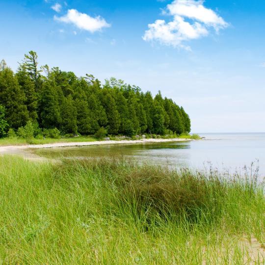 Sanguinet Lake