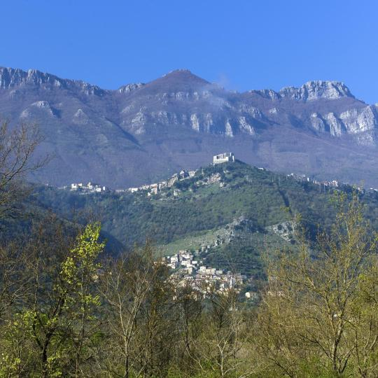 Cilento and Vallo di Diano National Park