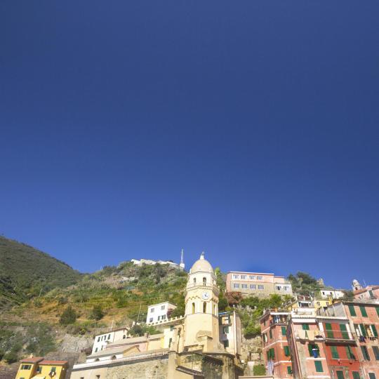 Five holy sites of Via dei Santuari