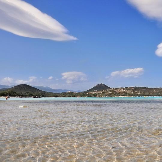 Santa Giulia Bay