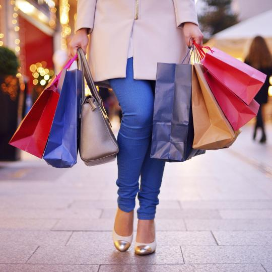 Shopping without VAT