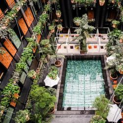 Hotels with Pools  33 hotels with pools in Taipei
