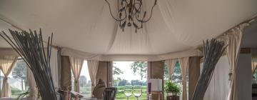 All luxury tents