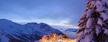 All ski resorts