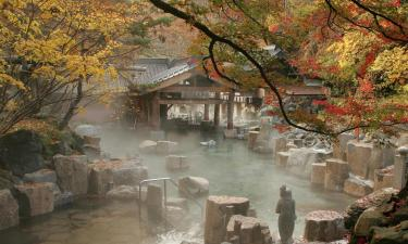 All properties with onsen