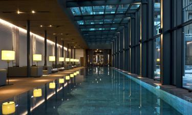 All spa hotels