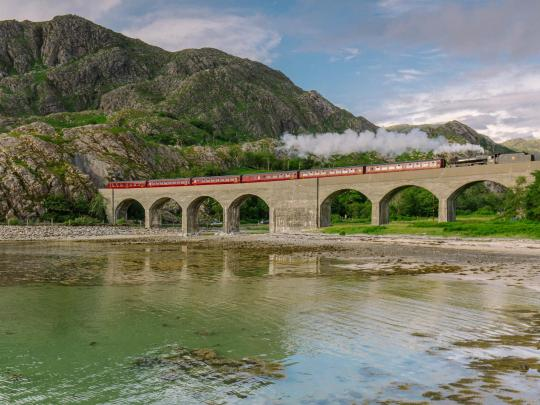 Great Rail Journeys: the West Highland Line