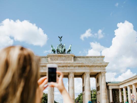 Sieht ja fast so aus wie: Berlin!