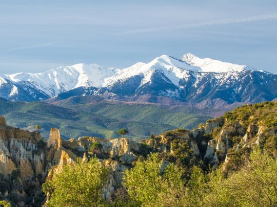 The best of France's natural beauty