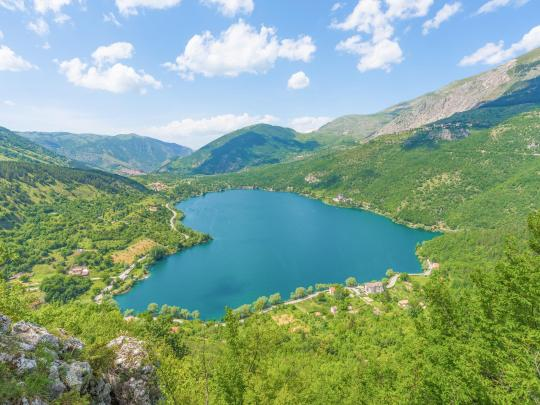Italy's enrapturing, lesser-known lakes
