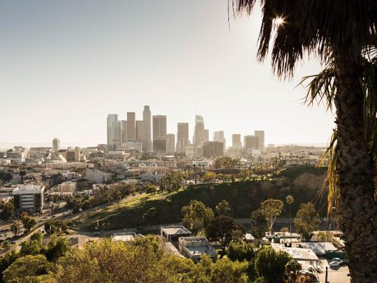 Vacation in your own city: Los Angeles