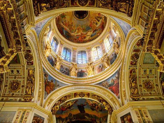 Что посмотреть в Санкт-Петербурге: 5 лучших мест
