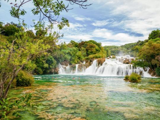 Le bellezze naturali della Croazia