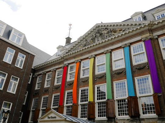 5 'proud certified' Amsterdam accommodations