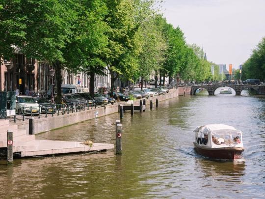 5 locations to explore Amsterdam's LGBTQ+ history