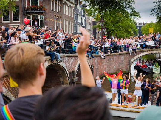 Amsterdam Pride: everything you need to know