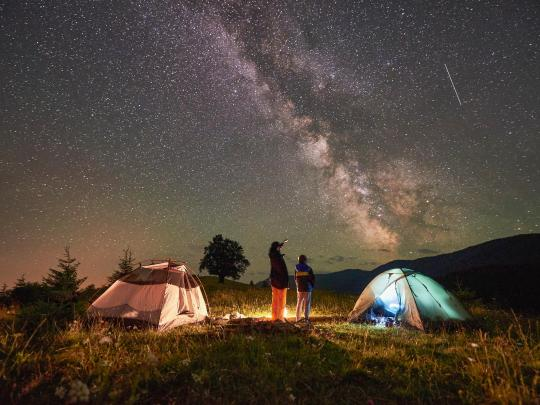 Top 5 Parks for Stargazing in the U.S.