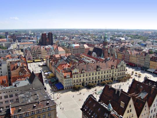 Inspiracje podróżnicze: Wrocław