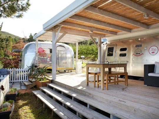 3 séjours idylliques en caravane