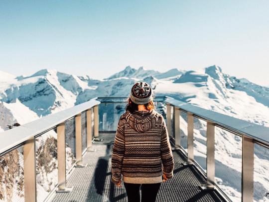 5 романтичных горнолыжных направлений