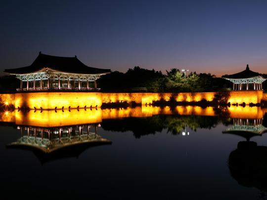 おすすめ目的地:慶州(キョンジュ・韓国)