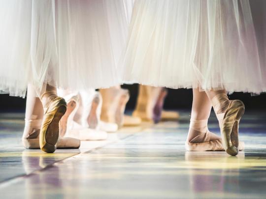 Где посмотреть балет?