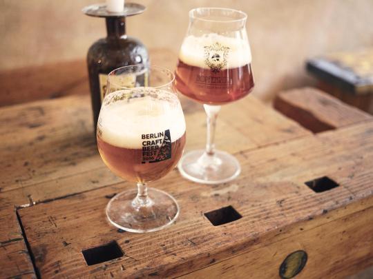 Berliner Bier: Eine Wiedergeburt
