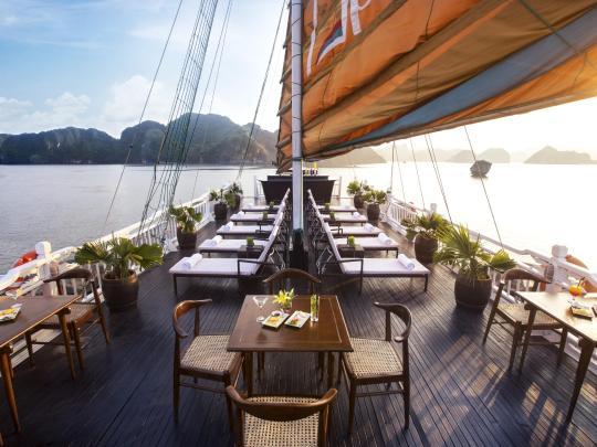 Los mejores hoteles barco del mundo