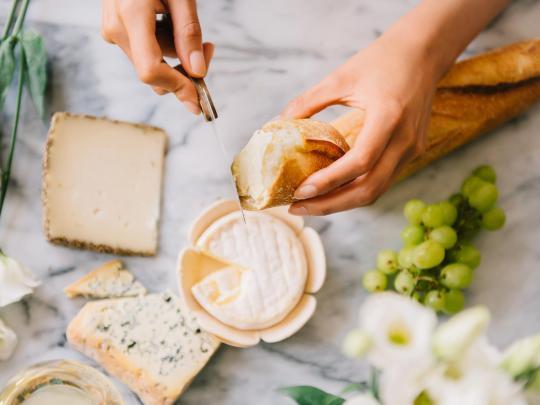 Dookoła świata w 9 serów