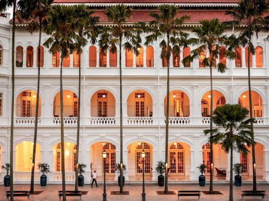 6 der ältesten Hotels der Welt
