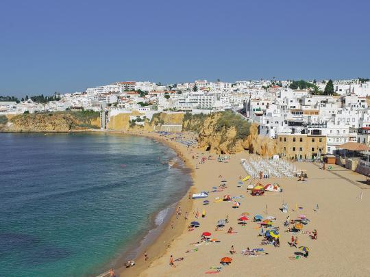Inspiração para viajar: Albufeira, Portugal