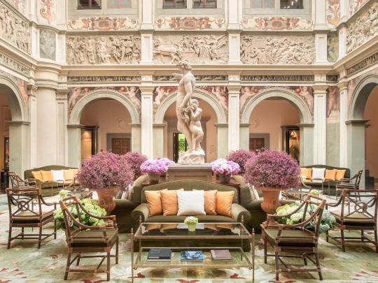 Самые роскошные отели Италии